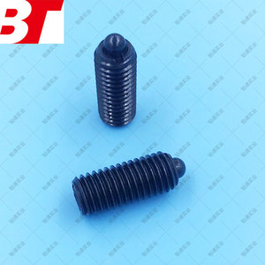HASCO wave screw Z372/4*15/5*18/6*20/8*22/10*22/12*28 limit screw hardware connect Mold accessories