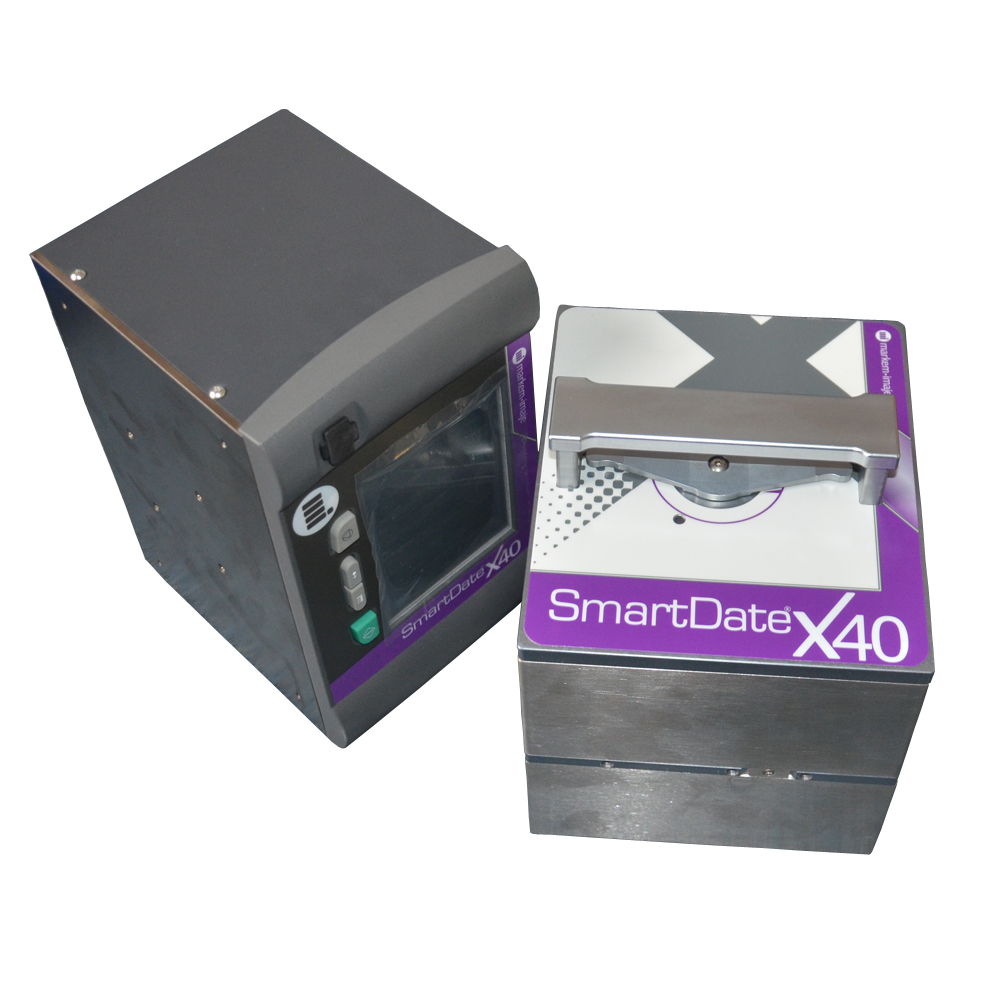 Thermische transfer smartdate Markem X40 TTO printer