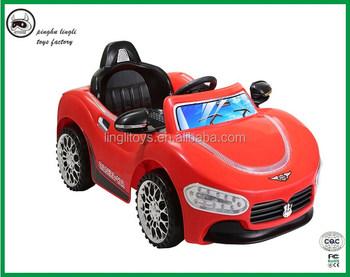 ll 5188 new hot sale plastic battery for children driving kids car