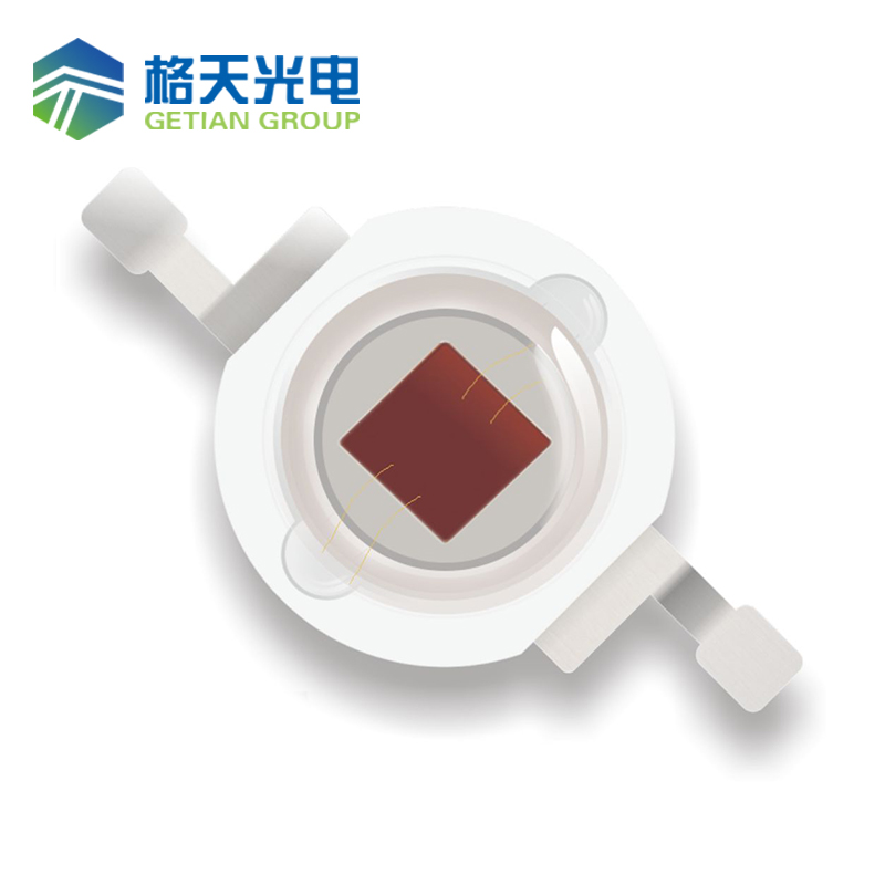 led high power lamp 1W 3W with Epistar/Bridgelux chip 80-310LM