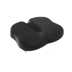 Custom Ergonomic Breathable Elderly Butterfly Car Wheelchair Cushions Memory Foam Seat Cushion For Height