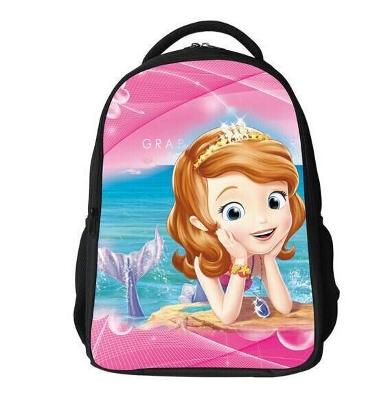 977c3f45b17e Buy school bags girls princess sofia children  39 s backpack ...