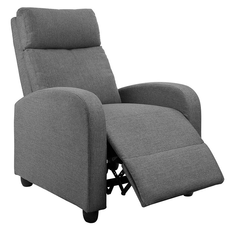 كرسي مسرح منزلي فاخر كرسي جلدي كرسي كرسي جلدي فردي