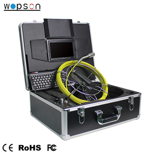 Duct Inspection Tools nake Pipe & Wall Inspection Color Camera System WPS-710DK