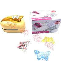 Stock 33CM-9 Drop Butterfly Design Scrapbooking's Paper Craft Punch