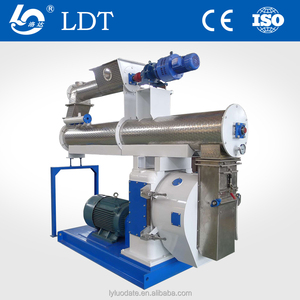 Widely Used Seimens Motor Ring Die Biomass Pellet Machine Price/Biomass Pelletizer with CE,ISO