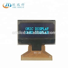 0.96inch OLED DISPLAY with blue color, 30pins, 128x64