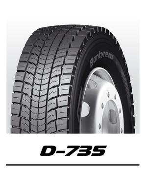 Truck Tyre Bontyre D-735