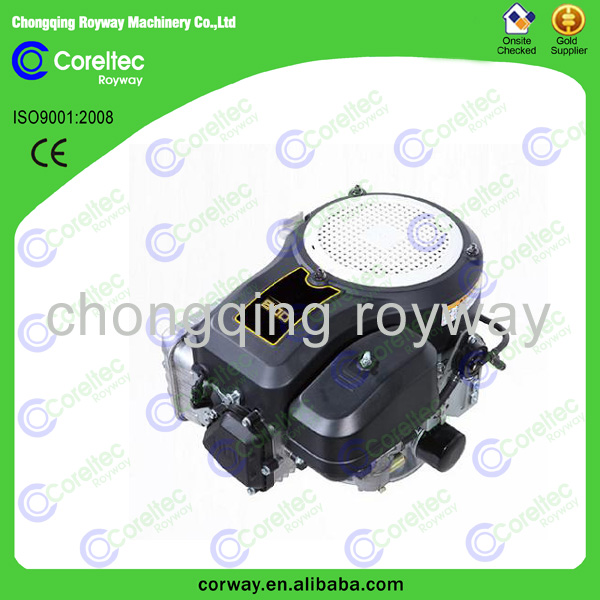 Mower Prefect Petrol Engine Single Cylinder Air Cooled 4-stroke air cooled 19hp vertical shaft engine