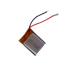 Small produced 401215 lithium polymer battery 3.7V 40mah
