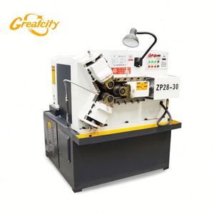 Hot Sale High Quality Pipe Screw Thread Rolling Machine