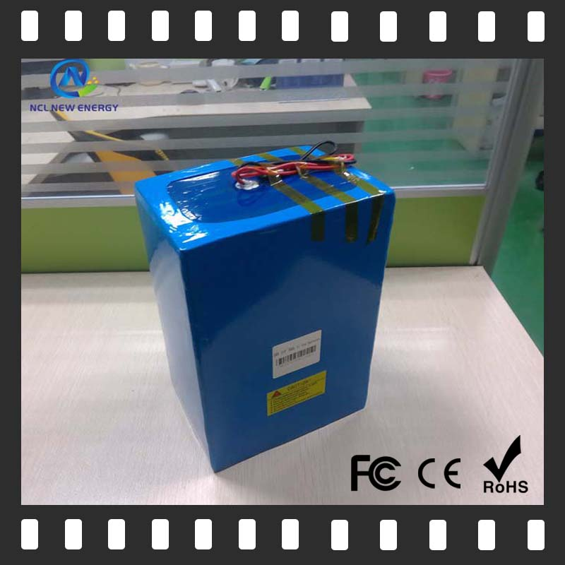 Low self discharge 26650 48v 50ah lifepo4 battery with good price