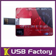 Fashionable beautiful sweet card usb