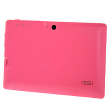 7,0 zoll Tablet PC, 512 MB + 4 GB Android 4.2.2, 360 <span class=keywords><strong>Grad</strong></span> <span class=keywords><strong>Menü</strong></span> Rotation, allwinner A33 Quad-core, BT, WiFi (Magenta)