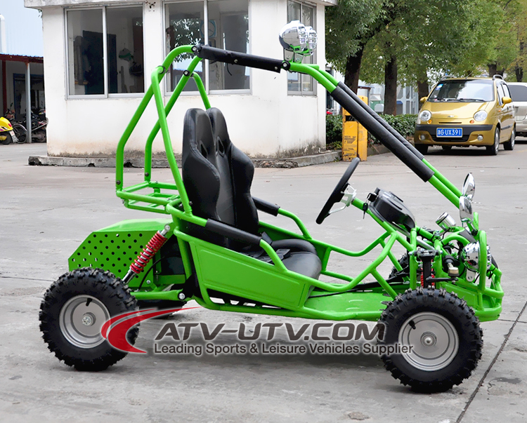 Chain Drive 2 Seat 450w 36v New Electric Off Road Go Kart