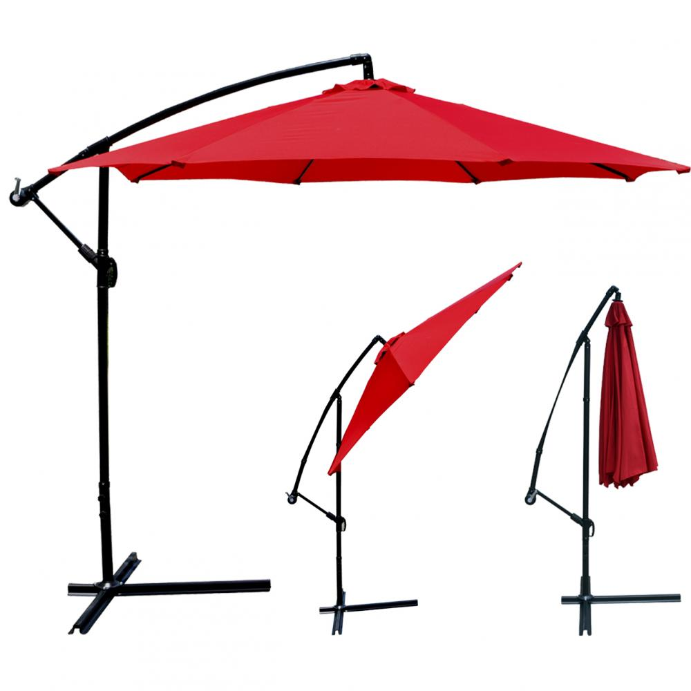 zeal for diy decoration backyard umbrella summery stand projects wind gallery patio home outdoor windproof resistant beauty functional australia
