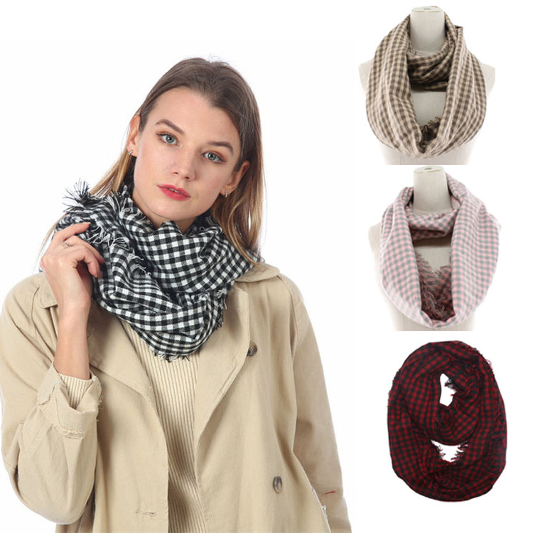 Stylish Winter Scarf For Women Thick Winter Scarves