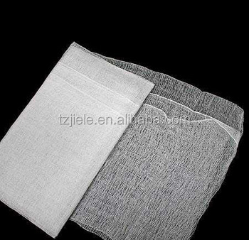 cotton knit gauze fabric kitchen product cheese cloth