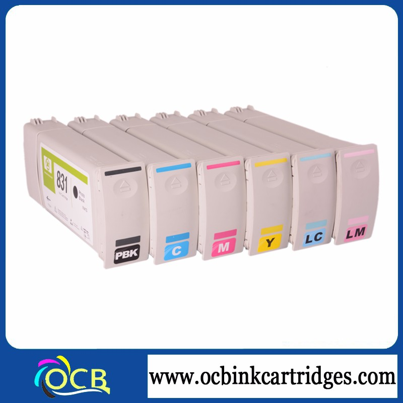 Brand nerw for HP 831 remanufactured ink cartridge For HP Latex 310 330 360printer