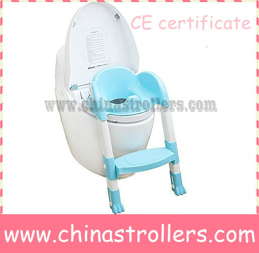 functional baby toilet training seat steps