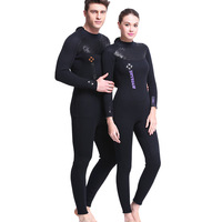 High Quality Underwater Equipment Diving Swimsuit 3mm Neoprene Swimming Suits Wetsuit