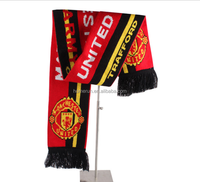 Customized digital printing World Cup fans heat transfer scarf corporate event gift fan scarves