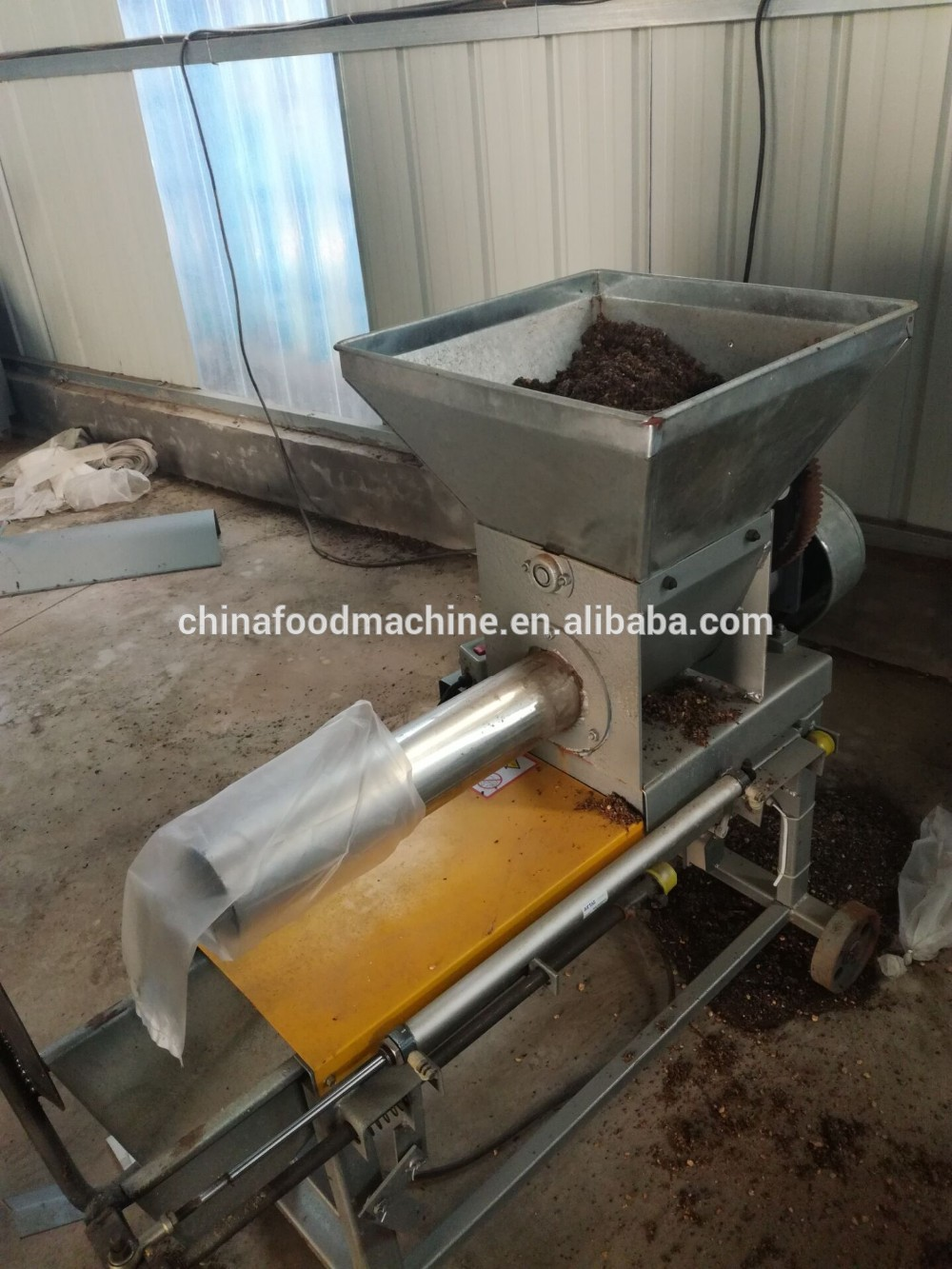 2018 Hot Sales Automatic Mushroom Growing Bag Filling Production Line