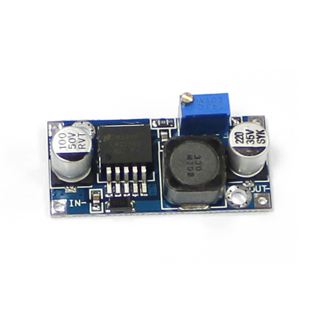 LM2596 DC-DC Step Down Variable Volt Regulator Input 3.2V-40V Output 1.25V-35V Power Supply <strong>Module</strong>
