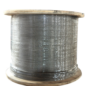 Stainless Steel Wire Rope/rod Factory Price Rope Rod 3mm