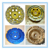 diamond row concave cup shaped grinding wheel / grinding tools for concrete,marble,stone,masonry