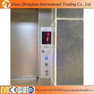 Cheap commercial food dumbwaiter lift used for kitchen elevator