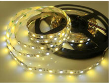 Wholesale NEW 5050 Double color led strip 5M 60LED/m DC12V white ...