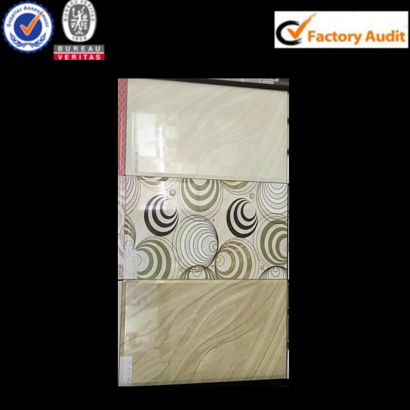 hot sale wall and floor tile in qatar 300x600 mm engobe wall tile