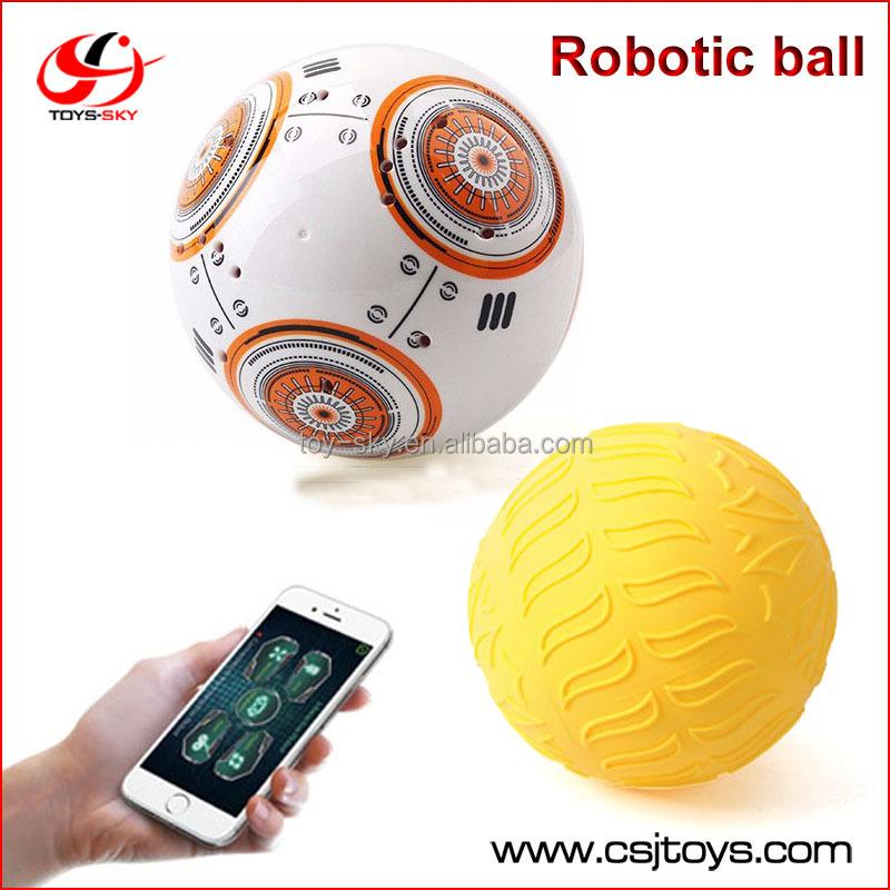 bola robtica inalmbrica para los ios y android app controlado pelota robot inteligente de control