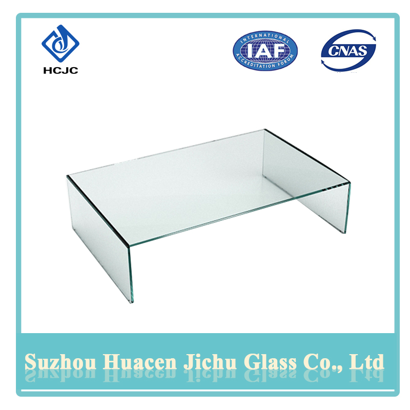 adaptability hot melting glass dining table