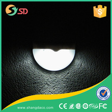 Led Solar Light Outdoor Landscape Solar Panel 6 LED Fence Gutter Wall Waterproof Solar Lamps