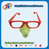 New Novelty Plastic Toys Glasses With Nose