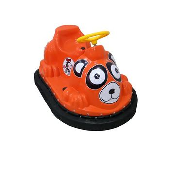 Attractive electric bumper car for kids for sale mini bumper car animal character bumper car