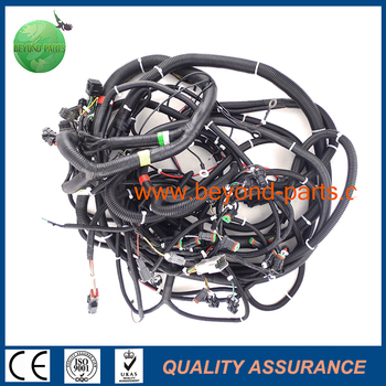 excavator electric harness pc300 7 pc400 7 wiring harness 207 06 excavator electric harness pc300 7 pc400 7 wiring harness 207 06 75212 buy pc200 8 engine wire harness pc200 8 ecu wiring harness engine wire harness
