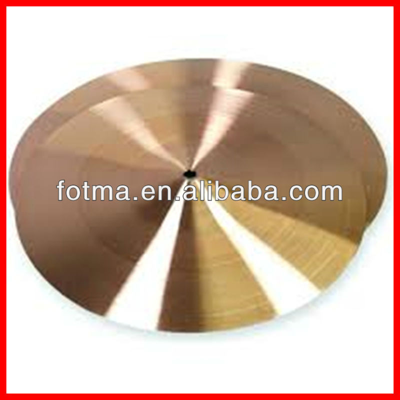 Tradiional China Wuhan Cymbals For Musical Instrument