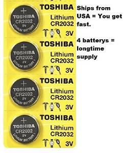 2007 jetta key fob battery
