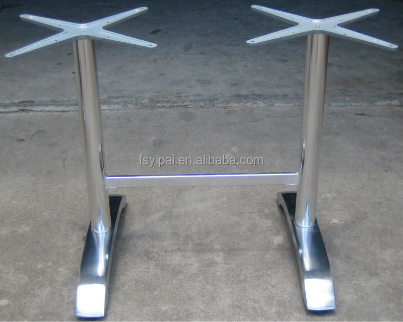 Stainless Steel Dining Table Bases For Marble Granite Tops Metal ...