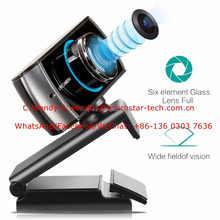2017 Newest Webcam Ultra HD 1536P With Microphone Free Drive Full HD Web Camera With Mic For PC Laptop Smart TV