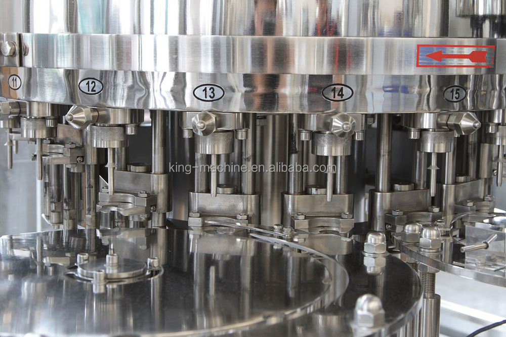 High quality 3 in 1 Automatic Mobile Beer Canning Equipment / Machinery