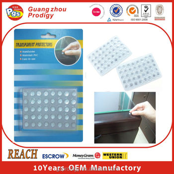 Glass Anti Slip Pad Glass Glass Table Protector Pad
