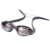 Best quality adjustable clip swimming anti uv silicone goggles