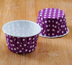 Cake folding paper and Temperature resistant cupcake cups