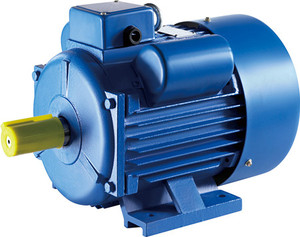 7.5 kw single phase small power induction electric motor YC-132L-4