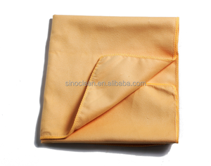 Premium yellow Disposable Microfiber maguires Cleaning Cloth Absorbent Wash Cloth