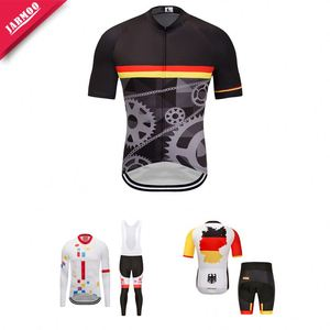 New design Cycling Bike high quality Promotional Custom Design international cycling jerseys